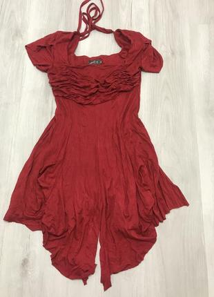 """Платье """"красное"""""""