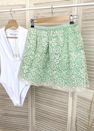 Спідниця юбка стильна zara