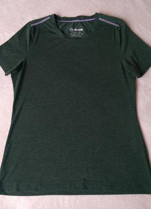 Термофутболка з мериносовою вовною футболка для спорту термо термобілизна термобелье шерсть мериноса