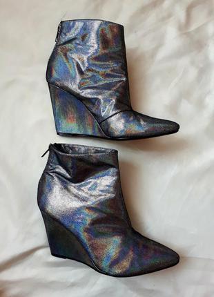 Ботинки хамелеоны h&m