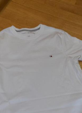 Брендовая  футболка tommy hilfiger-оригинал