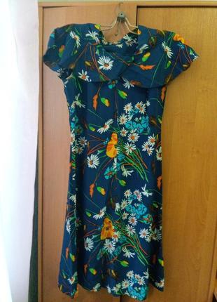 Платье винтаж
