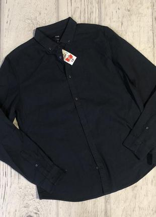 Рубашка сорочка котон kiabi франція розмір євро s