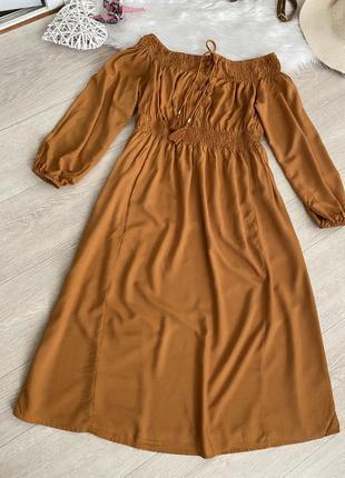 Красивейшее платье миди от primark
