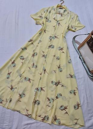 Нежное платье халат satsuma lndon размер l