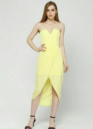 Платье миди h&m ❤❤❤
