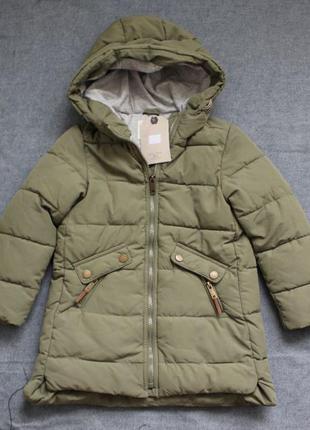 Деми куртка-пальто zara