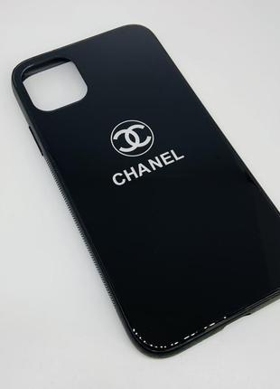 Чехол iphone 11 с надписью чёрный очень красивый ❤️