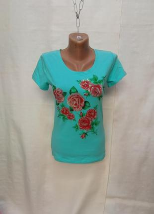 Жіноча футболка m (#363)