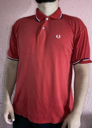 Поло fred perry 🔥