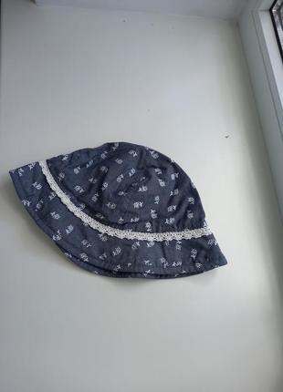 Панамка панама на девочку шляпа