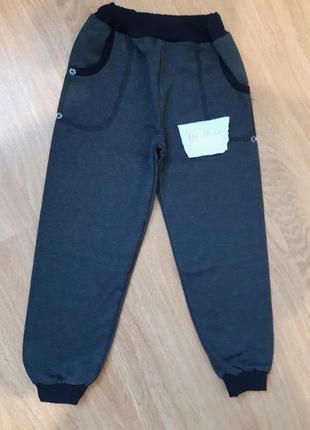Штаны 104 110-116 см спортивные штани штанишки
