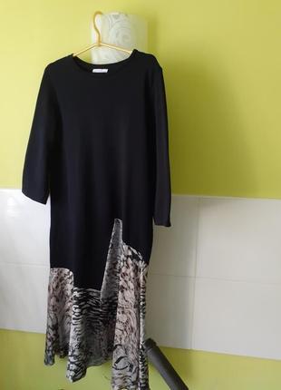 Миди платье  zara