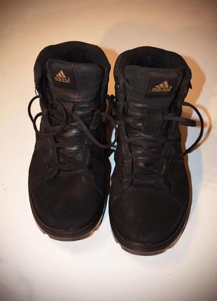 Ботинки adidas silcox теплые, оригинал! в украине аналога нет!  вещи  в распродаже!