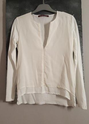 Стильная блуза шёлк люкс качество оригинал