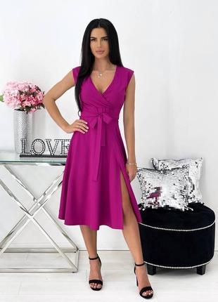 Платье много ярких цветов 🔥