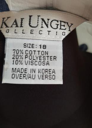 Шикарный пиджак в горох5 фото