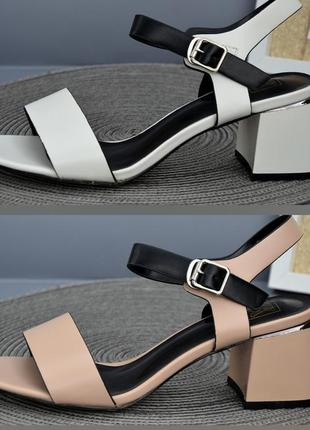 Распродажа босоножек на каблуке супер качество