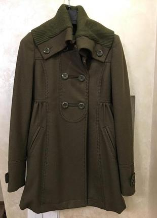 Осеннее детское пальто xdye от pull&bear