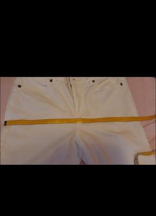 Белые джинсы7 фото