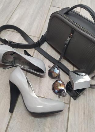 Актуальные туфли с острым носиком от amisu ✔️