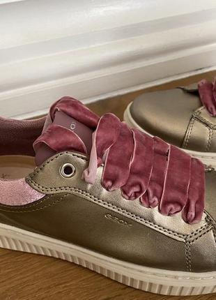 Кроссовки 👟 женские с бархатными шнурками