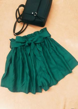 💚 юбка-шорты
