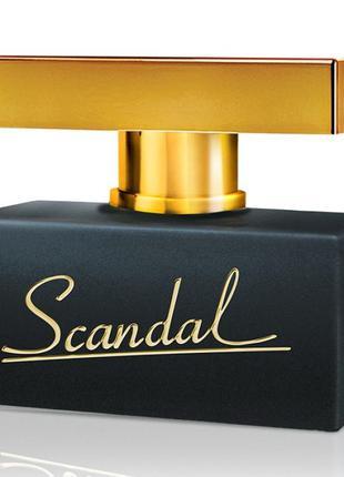 Туалетная вода «scandal» farmasi
