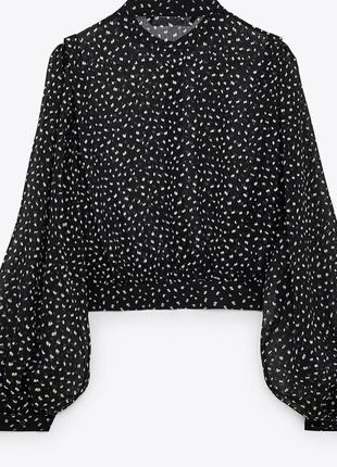 Красивая блузка zara