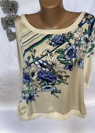 Красивая легкая кофточка , блуза