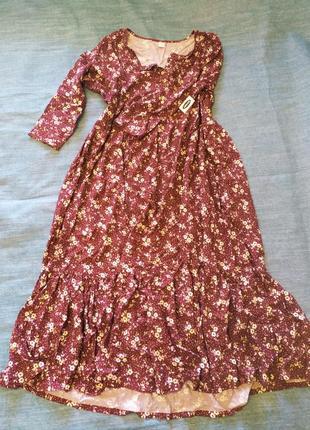 Платье оверсайз сша большой размер
