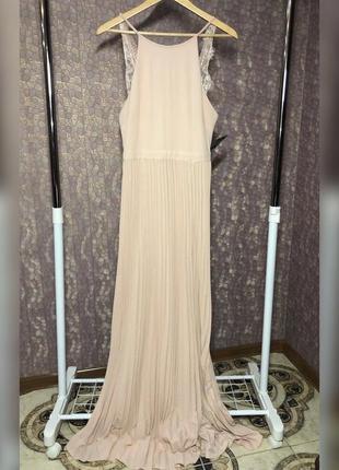 Вечернее фирменное платье