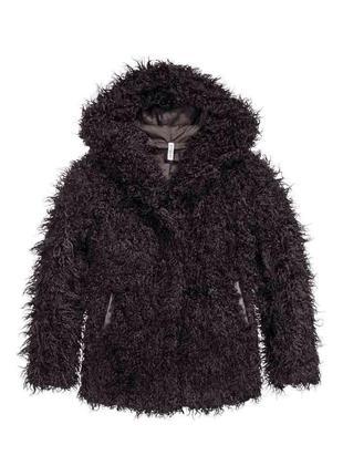 Замечательная меховая курточка h&m