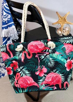 💖роскошные котоновые пляжные сумки расцветки