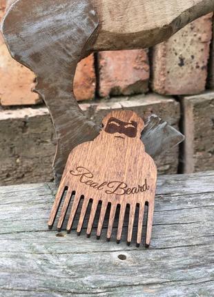 Гребінець для волосся та бороди.