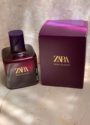 Духи zara violet blossom/жіночі парфуми /парфюм