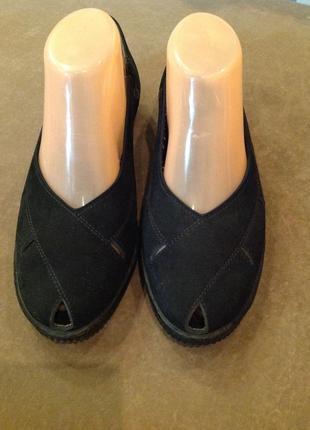 Элегантные, комфортные летние туфли бренда ara, р. 39 (38,5)