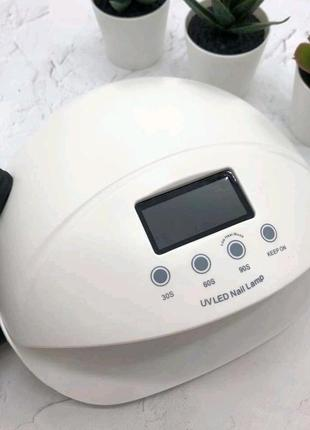 Лампа uv/led nail lamp для маникюра 50вт