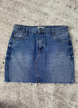 Джинсовая юбка/спідниця/джинсова спідниця/юбка