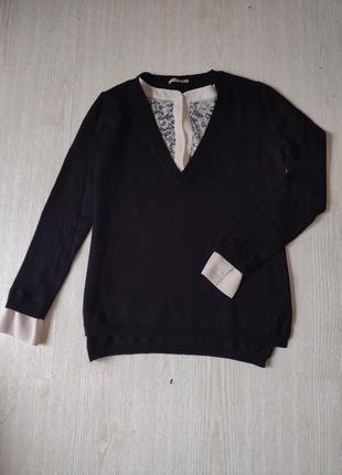 Кофта пуловер scee   twin set