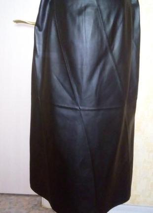 Vip!шикарная юбка из натуральной мягенькой кожи юбка кожаная юбка кожаная юбка