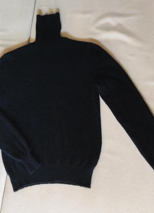 Кашемировый гольф lona scott свитер кашемир 100% кашемировая водолазка