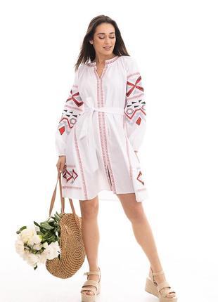 Сукня-вишиванка різні кольори