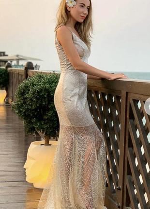 Продам нарядное вечернее платье gepur