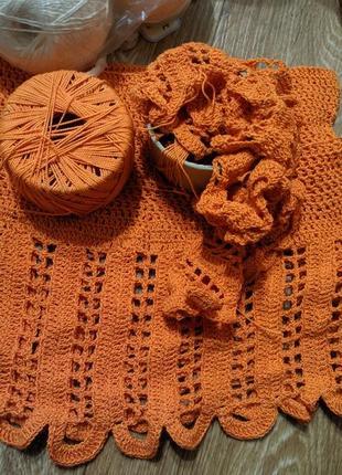 Пряжа, остатки, нитки для вязания крючком, yarnart