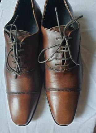 Италия!  туфли minelli 42 р. полностью мягкая натуральная кожа