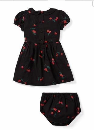 Ralph lauren на малышку платье и трусики комплект оригинал