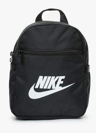Рюкзак спортивный nike w nsw futura 365 mini bkpk (арт. cw9301-010)
