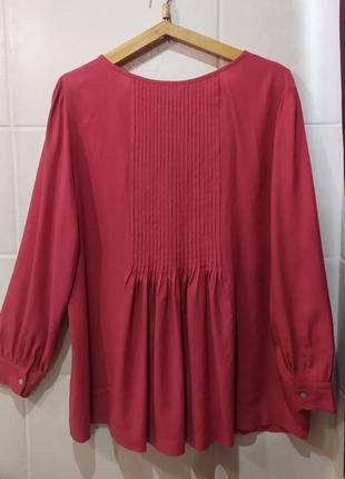 Шикарная блуза большого размера4 фото
