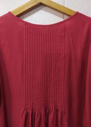 Шикарная блуза большого размера5 фото